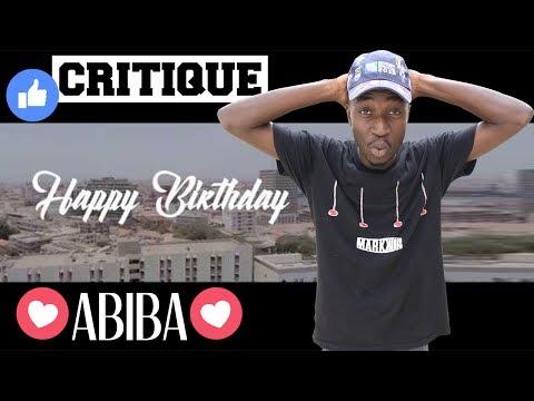 [CRITIQUE] Happy Birthday de Abiba | RÉACTION