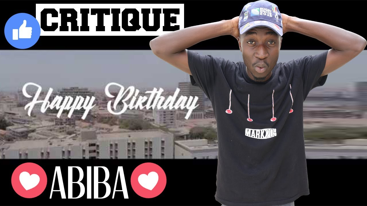 happy birthday de abiba