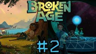 Прохождение Игры Broken Age - Секта Золотых Яиц #2