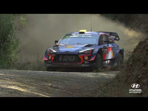 Rally Turkey Best of: Slow-mo - Hyundai Motorsport 2018