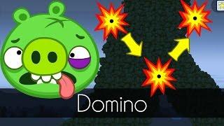 Bad Piggies - DOMINO EFFECT (Field of Dreams) - 4 Hits Streak