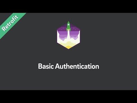Retrofit Tutorial — Basic Authentication