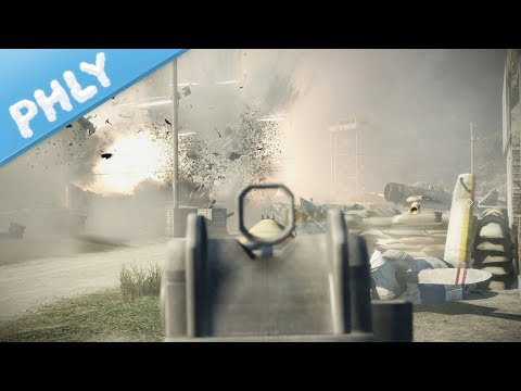 Battlefield WW2 or 2142 Next? (Battlefield BC 2 World War 2 Mission)