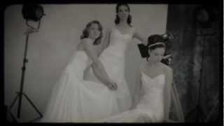 """Свадебные платья Papilio. """"По дороге в Голливуд"""" - backstages 2013"""