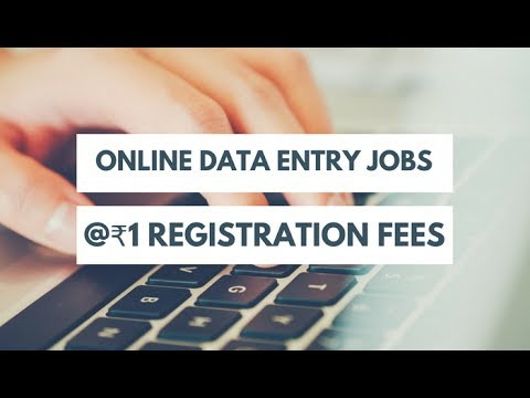 Online Typing Jobs- 2 Year Free Trail  Started in India 32K/month
