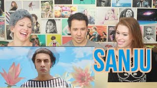 Sanju - Trailer - Bollywood - REACTION