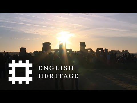Summer Solstice at Stonehenge 2018 - Sunrise