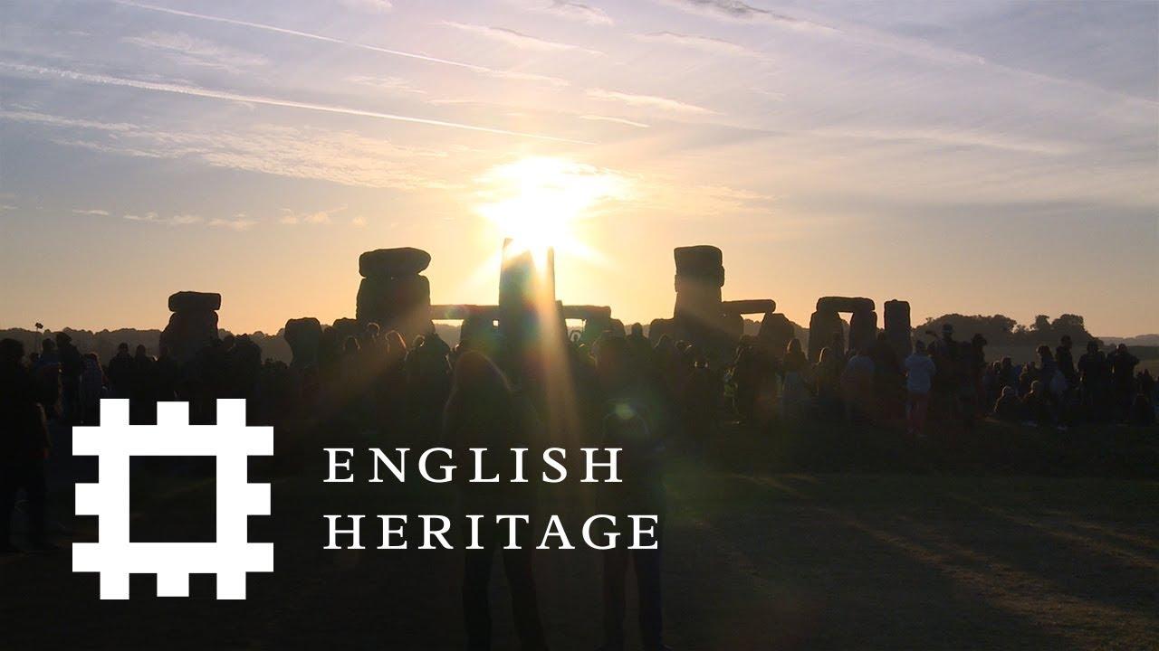summer solstice at stonehenge 2018 sunrise youtube