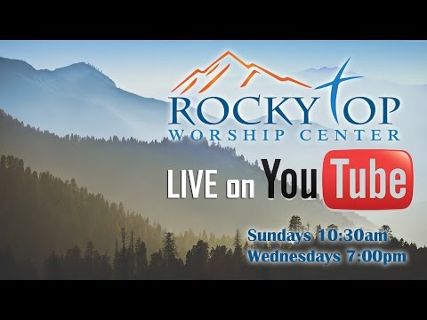Rocky Top Worship Center Broadcasts Live Stream