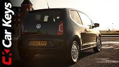 Volkswagen Up 2013 review - Car Keys