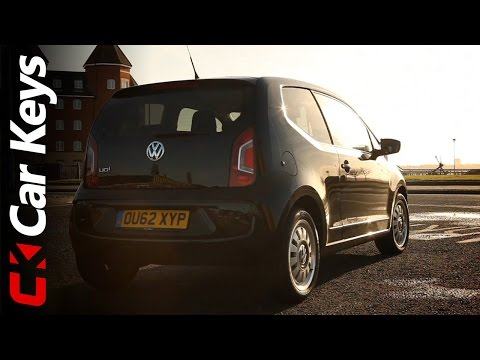 Volkswagen Up 2013 review - Car Keys