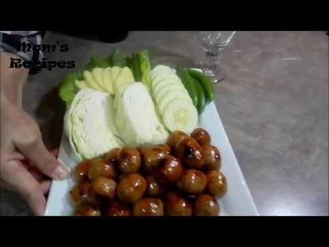 Thai Pork Sausage Recipe (Seight Crawck)
