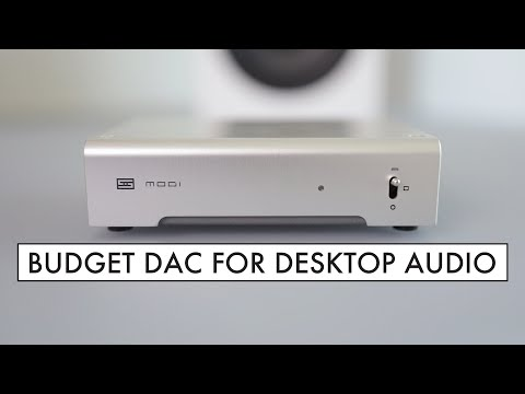 BEST Budget DAC For Desktop Audio And Headphones?  Schiit Audio Modi 3