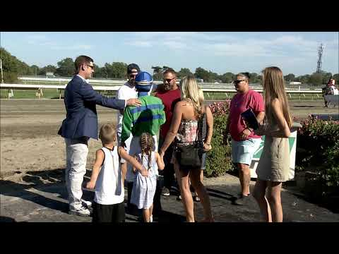 video thumbnail for MONMOUTH PARK 9-20-19 RACE 6
