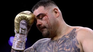 Andy Ruiz Jr. | All 2 Losses