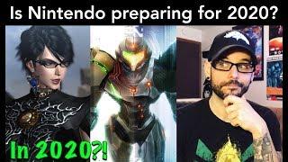 Is Nintendo preparing Metroid Prime 4, Bayonetta 3, & MORE for 2020? | Ro2R