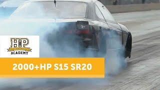 Gambar cover Tuning a 2,010HP, 83PSI 4 cylinder SR20 | Shane Tecklenburg [TECH TALK]