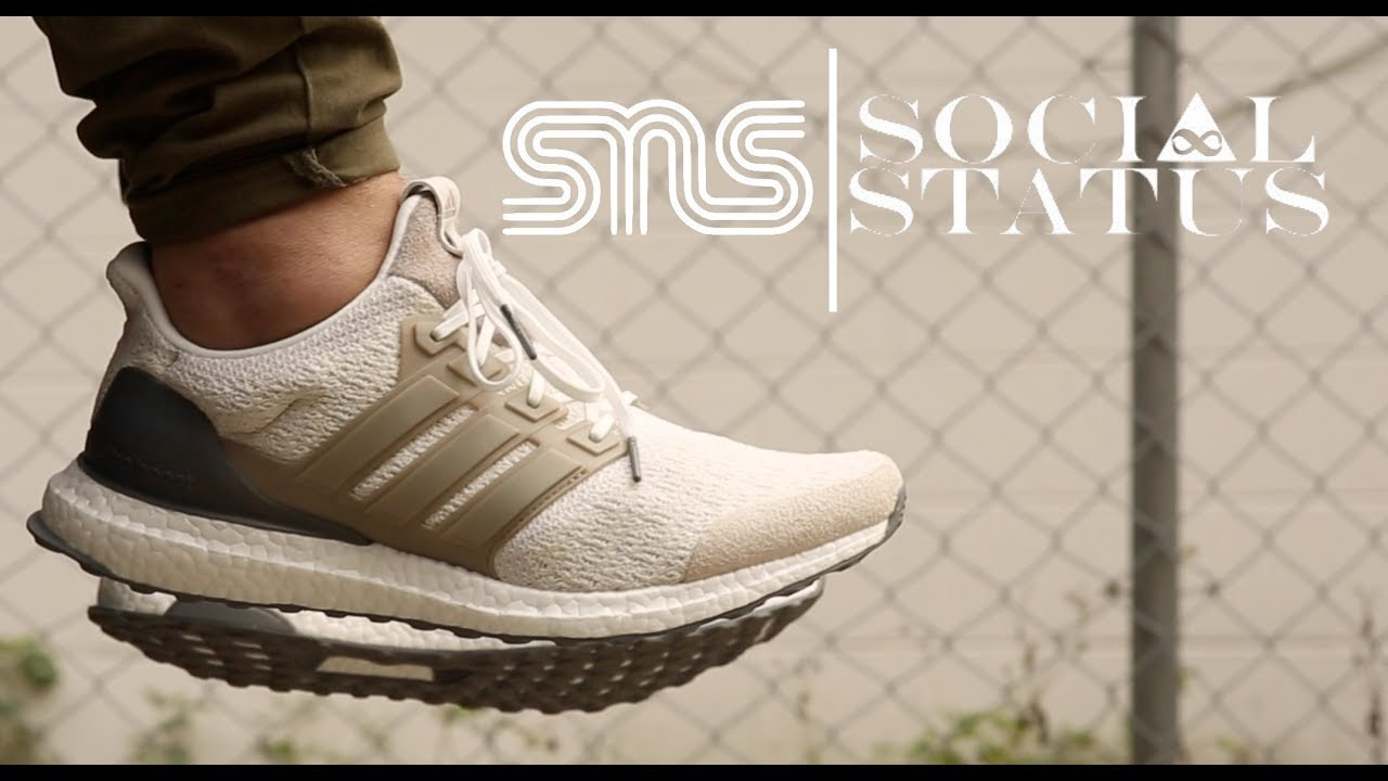 9cf169bde SNS x Social Status Ultra Boost LUX Close Up + On Feet - YouTube