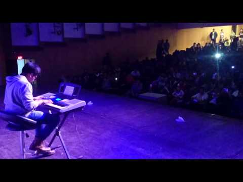 Shahrukh Khan | Arijit Singh Superhits Instrumental Performance (DG Classes Nov 2014 Batch Farewell)
