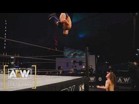 Sammy Guevara vs Marko Stunt | AEW Dark 11/24/20