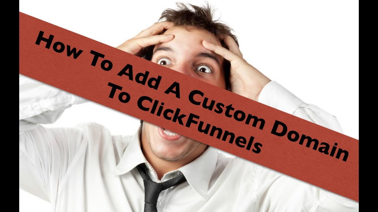 New Update :: How To Add Your Custom Domain To ClickFunnels Using GoDaddy Domain ClickFunnels Review