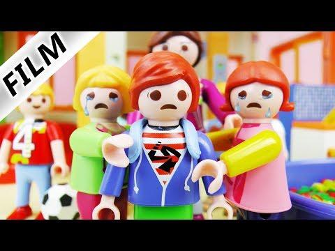 Playmobil Film Deutsch - JULIAN SAGT AUF WIEDERSEHEN! Kinderserie Familie Vogel