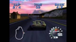 old games episode 2 Automobili Lamborghini
