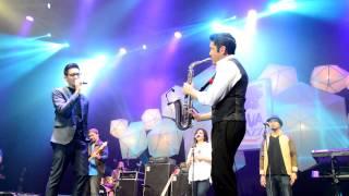 AFGAN feat Dave Koz - Bukan Cinta Biasa (Java Jazz Festival 2014)