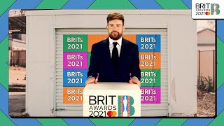 The Jack Whitehall Briefing | The BRIT Awards 2021