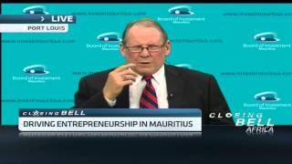 Driving entrepreneurship in Mauritius