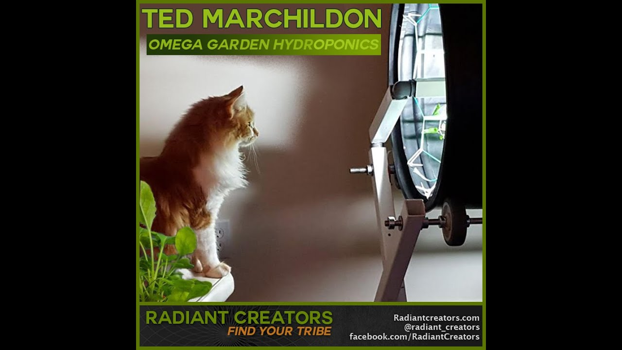 Ted Marchildon - Omega Garden Hydroponics