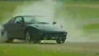 explosion du moteur de ferrari