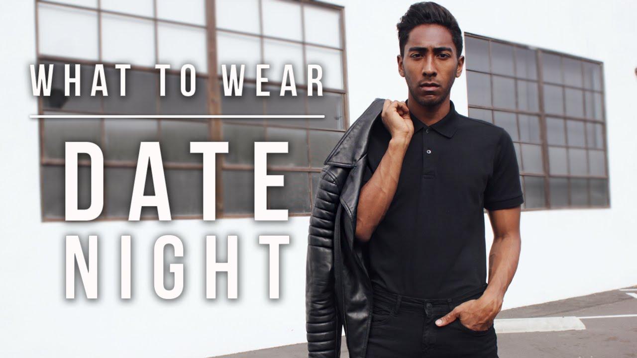 Mens fashion date night