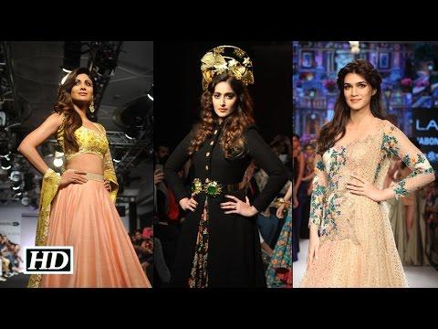 Lakme Fashion Week 2015 – Grand Finale   Highlights
