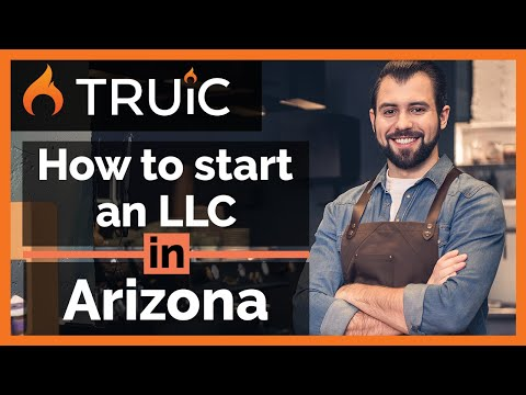 How to Start an LLC in Arizona - Short Version