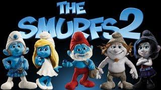 The Smurfs 2 : Jogando os Primeiros Minutos