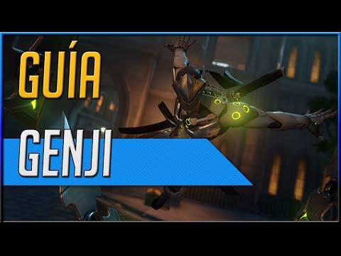 GUIA GENJI OVERWATCH en español