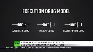 Nebraska Carries Out First Execution Using Fentanyl