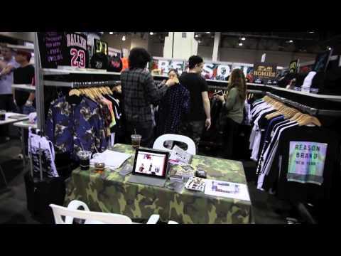 Reason Clothing Agenda & Project Trade Shows Las Vegas 2014