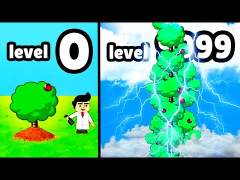 Growing MAX LEVEL TREE in Infinitree!  