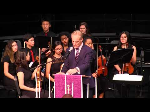 Lessons and Carols - The Stony Brook School - 2017