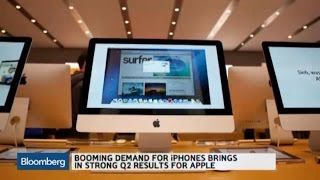 Apple Continually Growing Base of Customers: Ben Bajarin