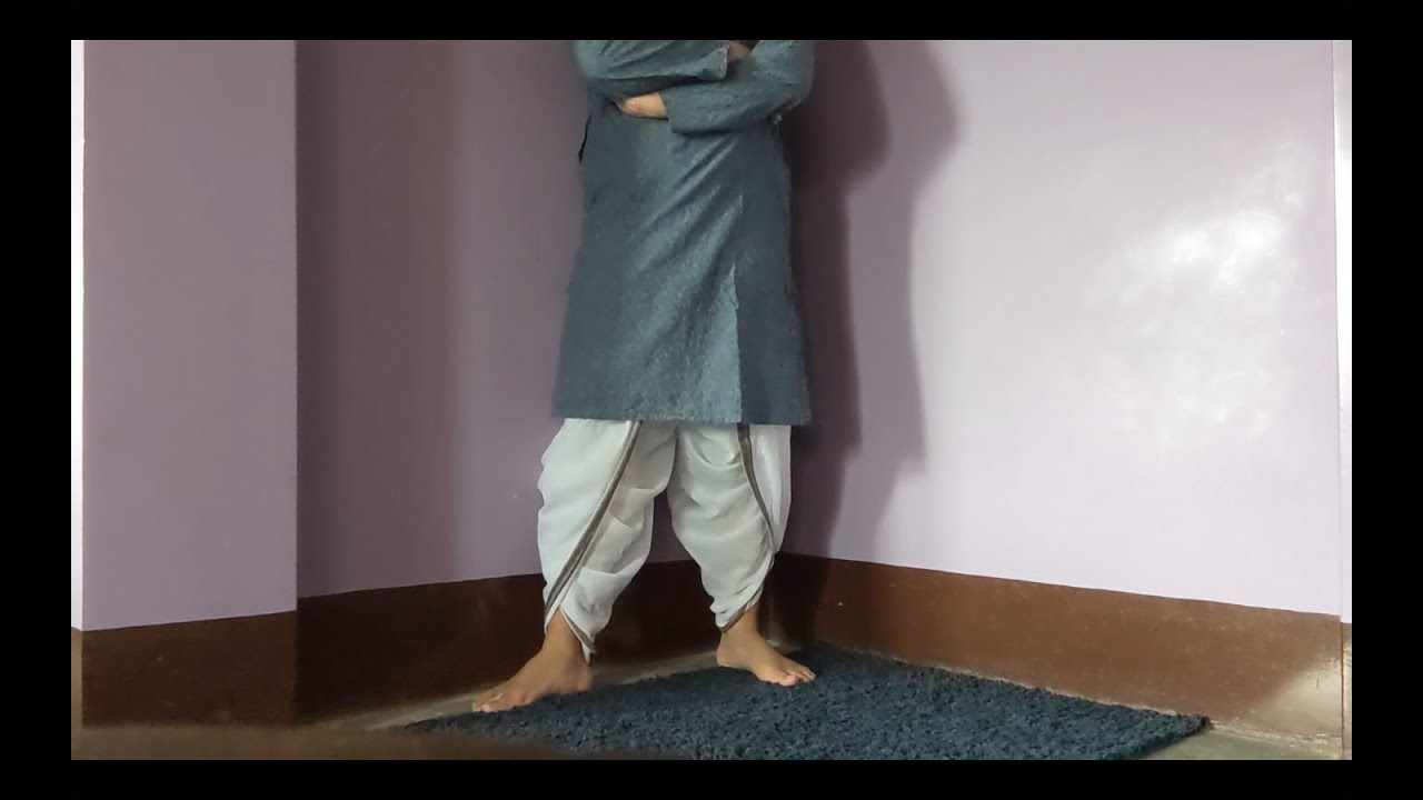Download How to Wear a Dhoti (The neat and comfortable way)