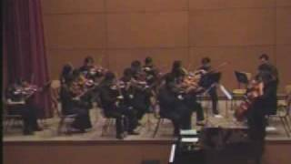 Paul Bunyan Suite 3rd movt for String Orchestra (Malaysia)