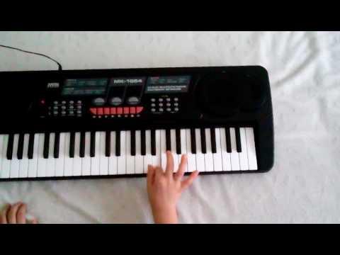 Org ile çalınan en kolay şarkı!! (hababam sınıfı) en detaylı ve yavaş
