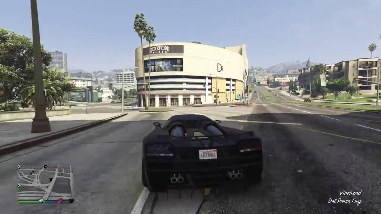 GTA V Online\