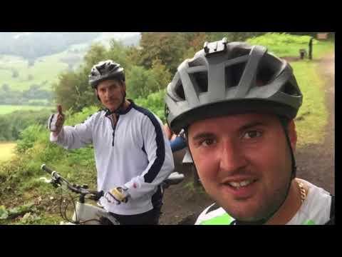 Simon Ford's 1st MTB Ride
