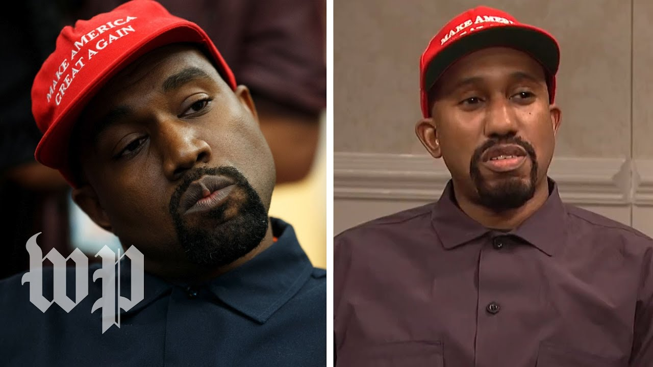 snl-s-kanye-trump-meeting-vs-the-real-thing