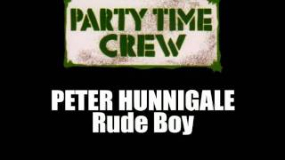 DJ XELA Peter Hunnigale - Rude Boy - Party Time DJ XELA RAGGA Crew ragga connection