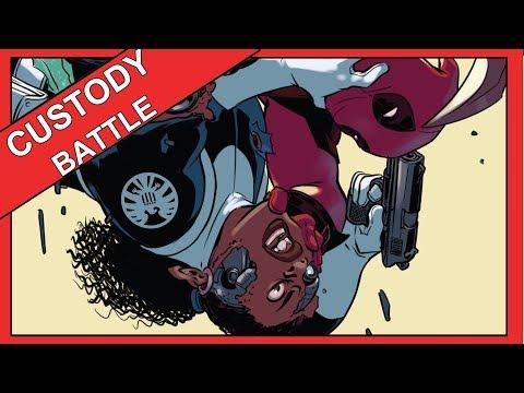 Custody Battle | Deadpool #34 (Secret Empire Tie In)